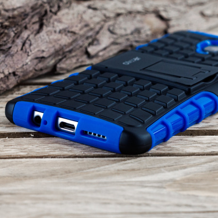 locked olixar armourdillo iphone 7 protective case blue 7 snyderon