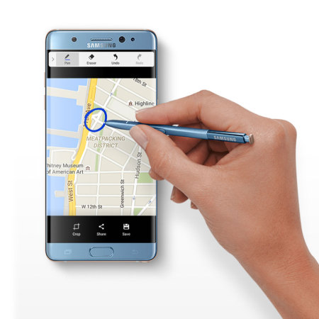 Samsung Galaxy Note 7 SIM Free - Unlocked - 64GB - Black Onyx