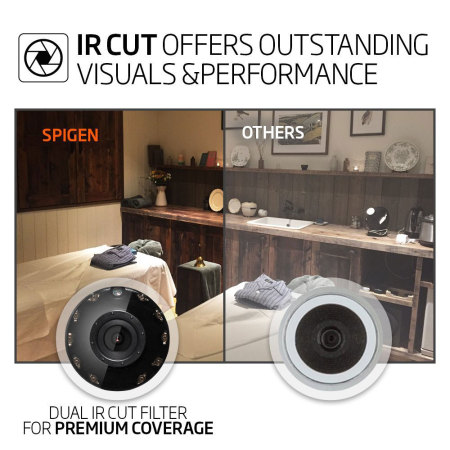 are spigen pan tilt hd home surveillance camera with night vision Care and Service