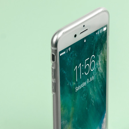 Olixar Ultra-Thin iPhone 8 / 7 Gel Deksel - Klar