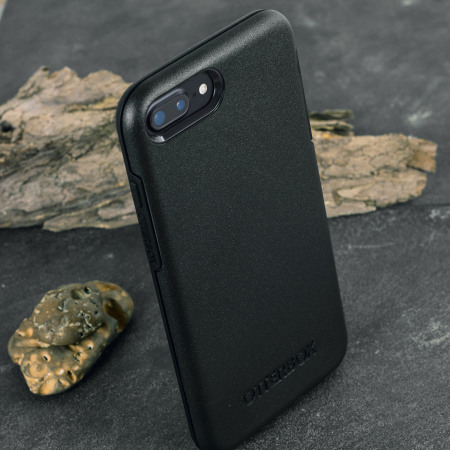 OtterBox Symmetry iPhone 8   7 Plus Case - Black e568b91c5f88
