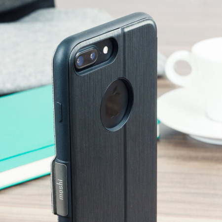 Over: Hot moshi sensecover iphone 7 smart case charcoal black prices are USD