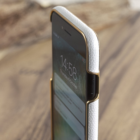 mozo iphone 7 genuine wood back cover light oak able