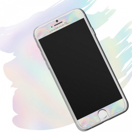 Case-Mate iPhone 7 Gilded Glass Screen Protector - Iridescent