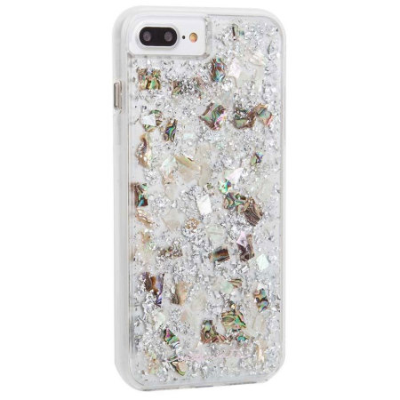 pretty nice caa9d 08c15 Case-Mate iPhone 7 Karat Case - Mother Of Pearl