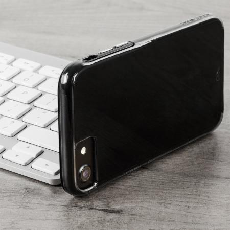 Case-Mate iPhone 7 Naked Tough Case - Smoke Grey