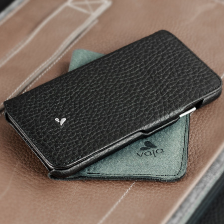 vaja agenda mg iphone 7 plus premium leather flip case black