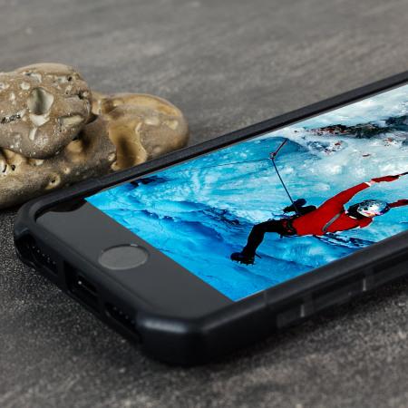charge dash charge uag plasma iphone 7 protective case ice black internet