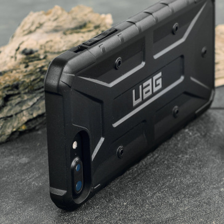 Uag Pathfinder Iphone 7 Plus Rugged Case Black Black