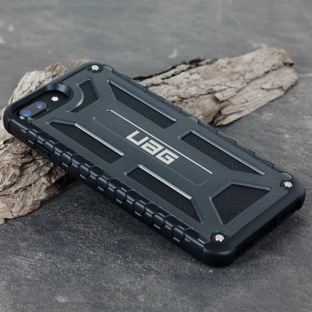 UAG Monarch Premium iPhone 7 Plus Protective Case - Graphite