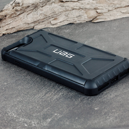 phone uag trooper iphone 7 plus protective wallet case black Lear Would