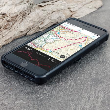 Mate uag trooper iphone 7 plus protective wallet case black Las