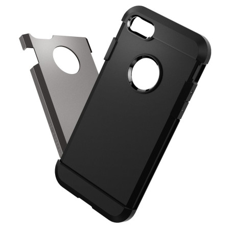 Spigen Tough Armor iPhone 8 / 7 Case - Gun Metal