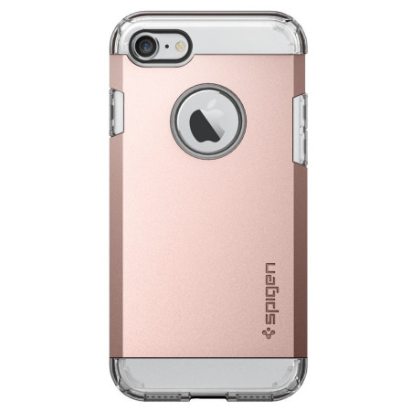 coque iphone 7 spigen rose
