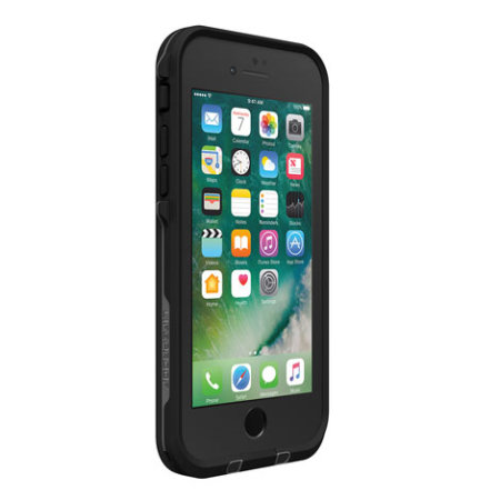 LifeProof Fre iPhone 7 Waterproof Case - Black