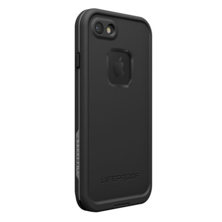 huge discount e7a04 6f385 LifeProof Fre iPhone 7 Waterproof Case - Black
