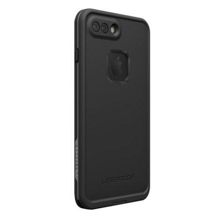 Black Lifeproof Case Iphone  Plus
