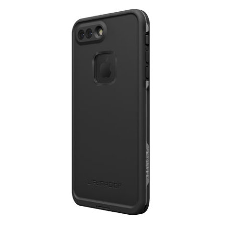the lifeproof fre iphone 7 plus waterproof case black device also
