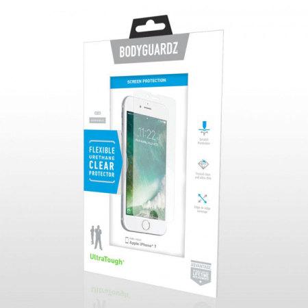 bodyguardz ultra tough iphone 7 screen protector iPhone and