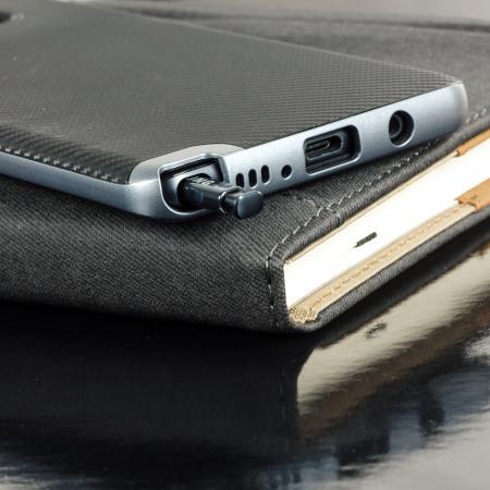 Olixar X-Duo Samsung Galaxy Note 7 Case - Metallic Grey