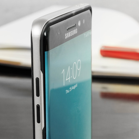 Olixar X-Duo Samsung Galaxy Note 7 Hülle in Silber