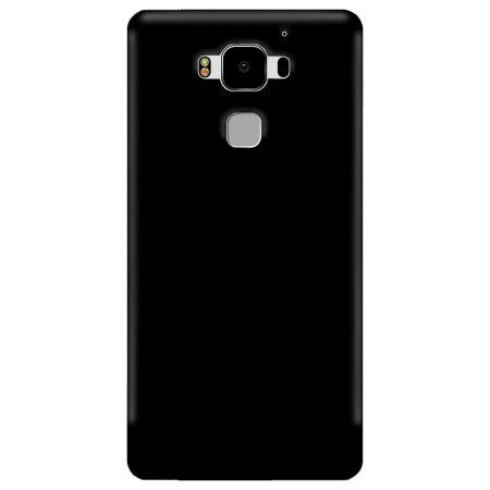 Olixar FlexiShield Archos Diamond 2 Plus Gel Case - Solid Black