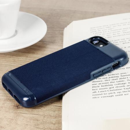 new styles 60564 59055 Incipio Esquire iPhone 7 Wallet Case - Navy