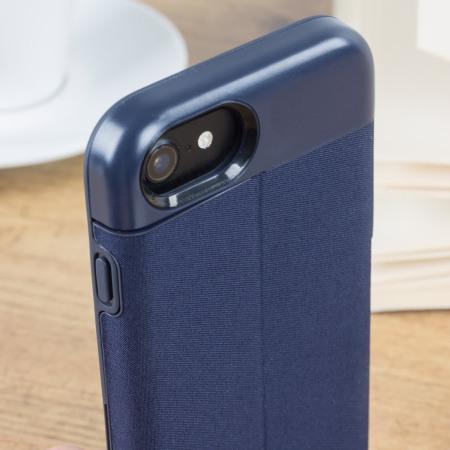 new styles 3dad6 df74e Incipio Esquire iPhone 7 Wallet Case - Navy