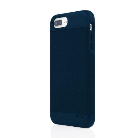 Coque iPhone 7 Plus Incipio Esquire Portefeuille – Kaki