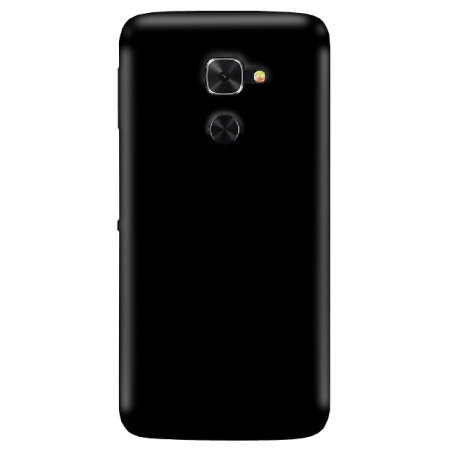 Olixar FlexiShield Alcatel IDOL 4S Gel Case - Solid Black