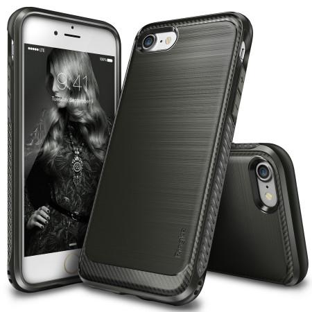 Ringke Onyx iPhone 8 / 7 Tough Case - Grey