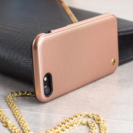 STIL Chain Armor iPhone 7 Case - Copper Gold
