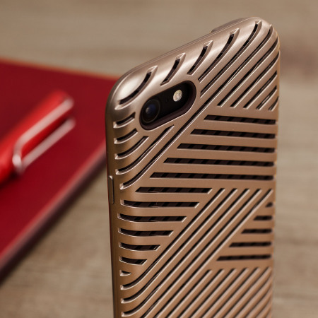 stil kaiser ii iphone 7 case champagne gold