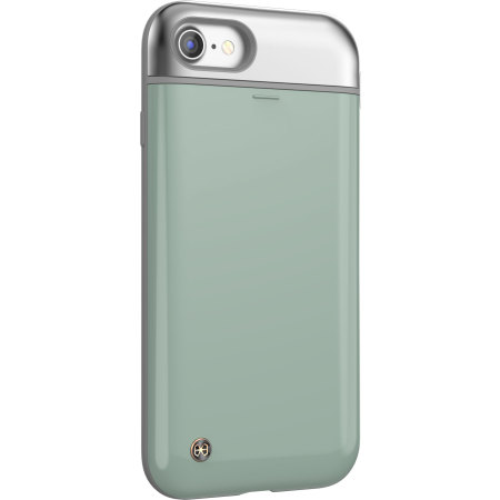 STIL Mistic Pebble iPhone 7 Card Case - Olive