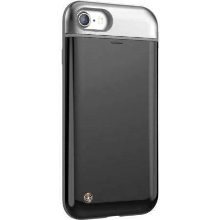 STIL Mistic Pebble iPhone 7 Card Case -  Black