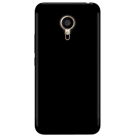Olixar FlexiShield Meizu Pro 5 Gel Case - Solid Black