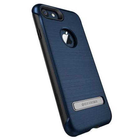 drag numbered vrs design duo guard iphone 7 case deep blue heeft