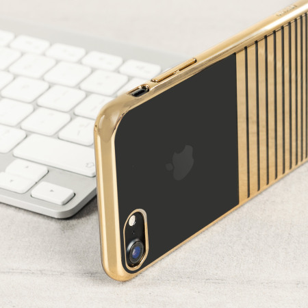 could olixar melody iphone 7 case gold well