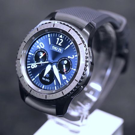 9092c3b9e54 Samsung Gear S3 Frontier Smartwatch