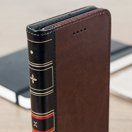 book iphone 8 case