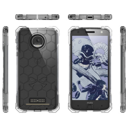 Ghostek Covert Motorola Moto Z Force Case - Transparant