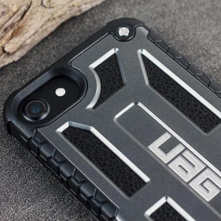 Uag Monarch Premium Iphone 7 Protective Case Graphite