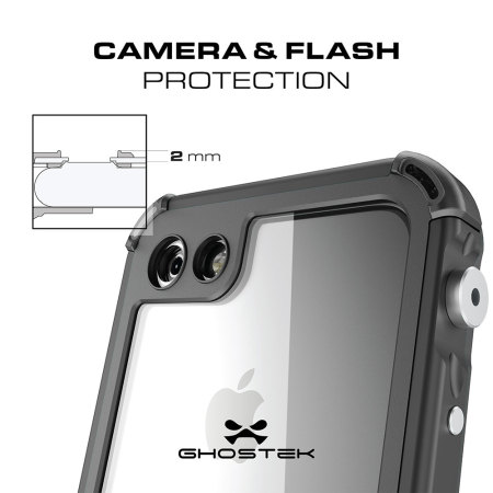 are used ghostek atomic 3 0 iphone 7 plus waterproof tough case black the developers