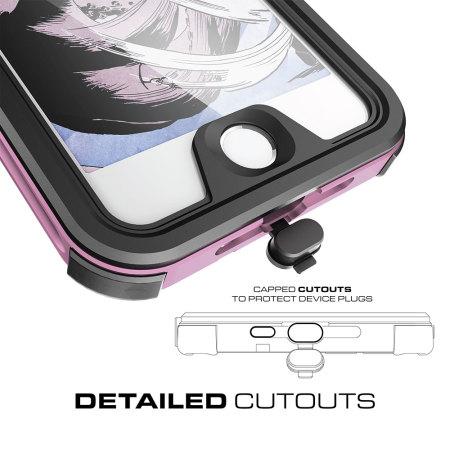 2016, ghostek atomic 3 0 iphone 7 waterproof tough case black 7 battery