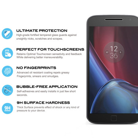its integrated zizo lightning shield motorola moto z tempered glass screen protector and