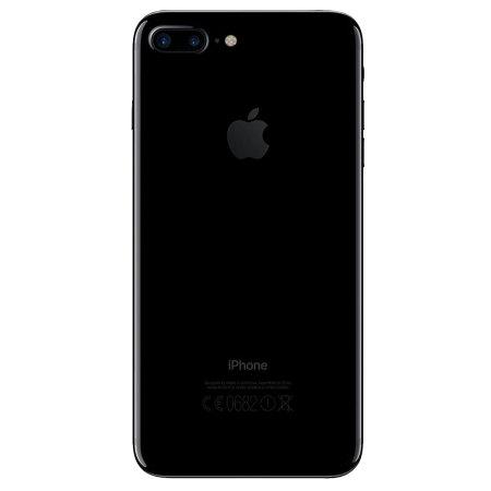 Sim Free iPhone 7 Plus Unlocked - Jet Black - 128GB