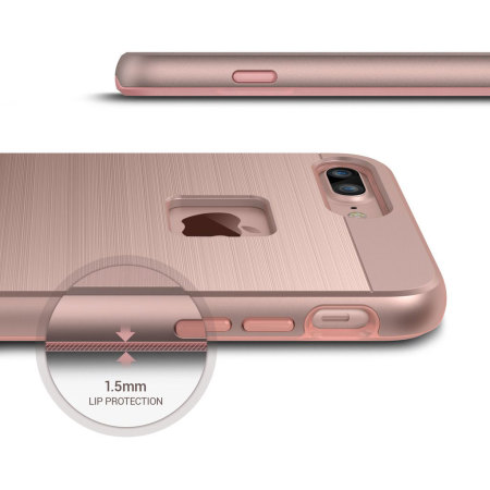 latest price zte obliq slim meta iphone 7 plus case rose gold