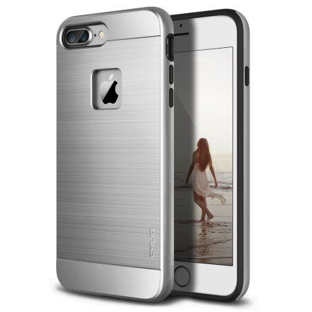 best website 184ec e95e5 Obliq Slim Meta iPhone 7 Plus Case - Silver Titanium