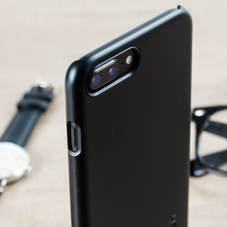 iphone 7 plus case spigen black