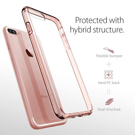 coque spigen rose iphone 7